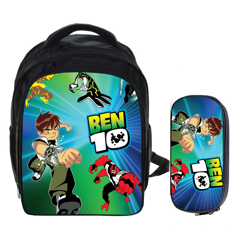 Buy ben 10 backpack and get free shipping on AliExpress.com