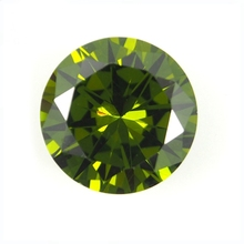 500piece/Alot 2-3mm Loose Cubic Zirconia beads Gemstone Color zircon Stone For jewelry Making