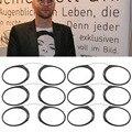 Óculos de leitura Moda Pitada Nariz Luz Presbiopia Óculos Nariz de Metal Rack