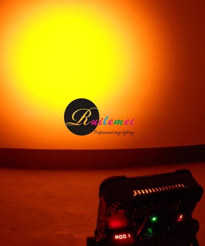 Wholesale Cheap 4Sets of 9 x 10W 4in1 RGBW Led Battery Powered Par Lights Equipo de Musica Wireless DMX Wedding Flat Par Uplight