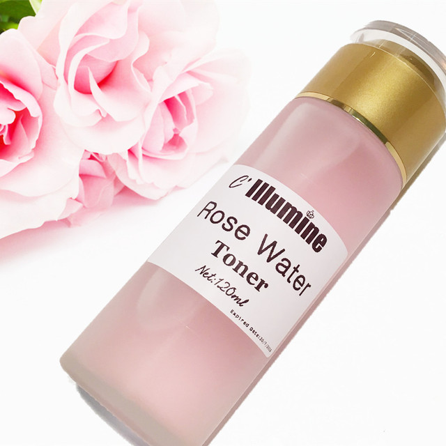 Subió Tóner Agua Hidratante Facial Crema Hidratante Equilibrio del PH de Células Madre 120 ml Cuidado de la Belleza