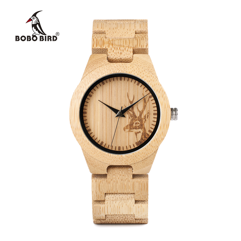Bamboo discount Watch Dial