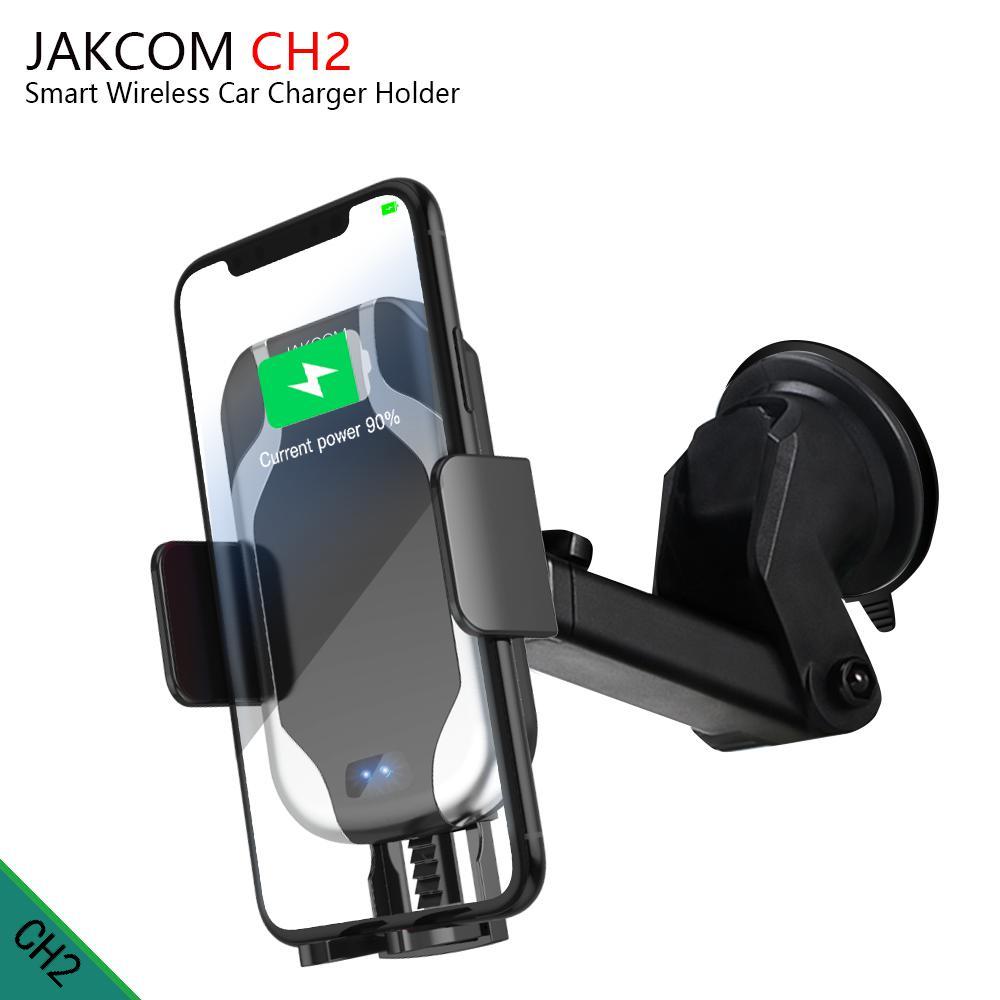 JAKCOM CH2 Intelligent Sans Fil Chargeur De Voiture Titulaire Offre Spéciale dans Chargeurs comme carregador pilhas tello puissance banque 30000 mah