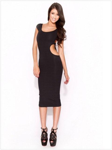 Knee Length Nightclub Dresses
