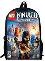 15 pulgadas le ir ninja avengers ninja go bag mochila niños Niños de La Escuela primaria de Dibujos Animados
