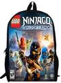 15inch le go ninja backpack children primary School  Kids Cartoon avengers ninja go bag