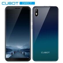 Cubot J5 Smartphone 5.5″ 18:9 Full Screen MT6580 Quad-Core Android 9.0 Telephone 2GB RAM 16GB ROM Phone Dual SIM Card 2800mAh 3G