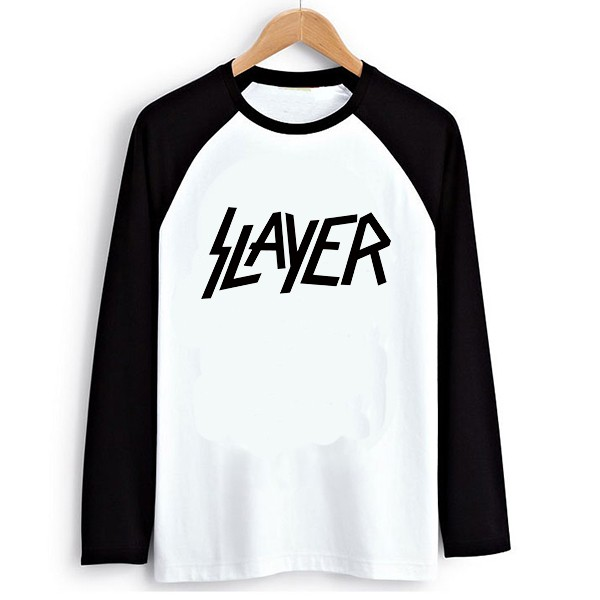 Raglan T-shirt 1 Slayer 4