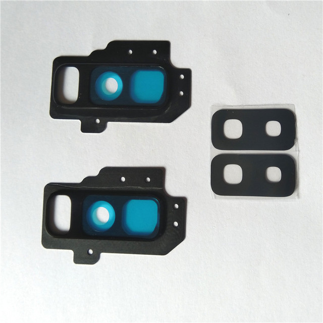 separation shoes f863d 06261 Aliexpress.com : Buy Wholesael 10pcs/lot For Samsung Galaxy S9 S9 Plus Rear  Back Camera Glass Lens Cover with Frame Holder Replacement Repair Parts ...