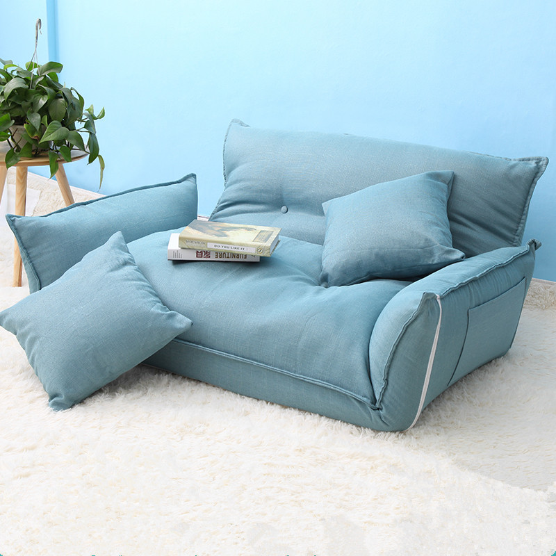 Futon Lounger Sit Lounge Sleep Smaller Size Furniture For ...