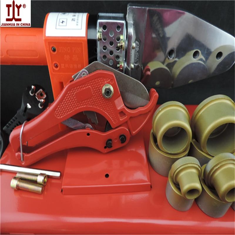 Spedizione gratuita Addensare 20-63mm 800 W 220/110 V PPR saldatrice - Attrezzatura per saldare - Fotografia 4
