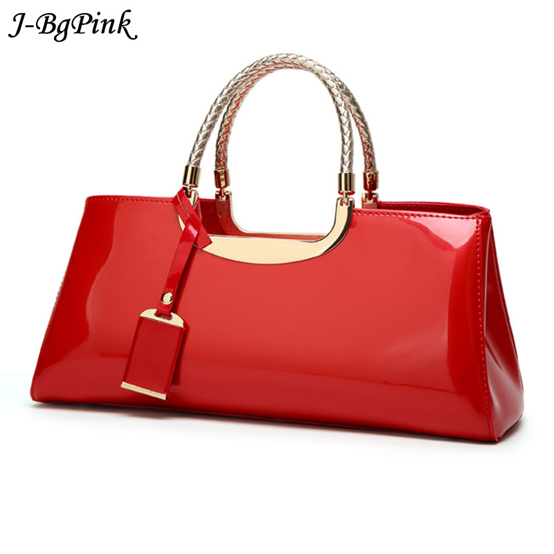 Brand Fashion Casual Women Shoulder Bags Silver Gold Patent leather Handbag PU Leather Female Big Tote Bag Ladies Hand Bags Sac стоимость