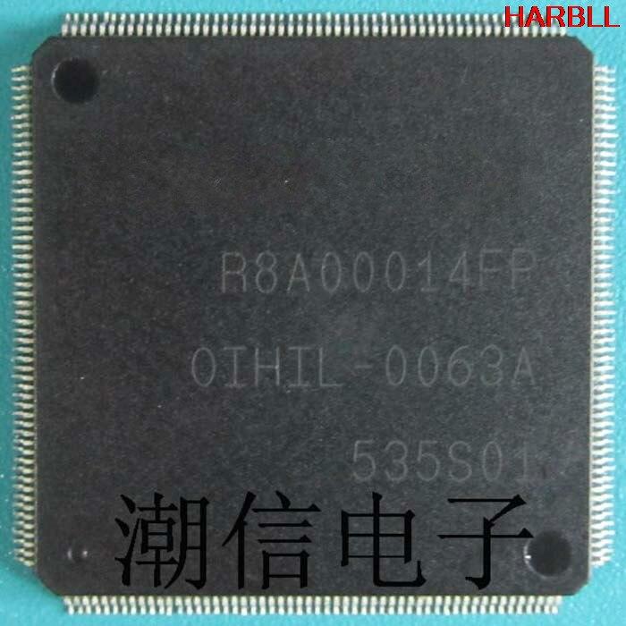 5Pcs R8A00014FPQFP-160   new