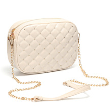 Fashion Crossbody Bags For Women 2018 Rivet Handbag Shoulder Bag Designer Zipper Messenger Womens