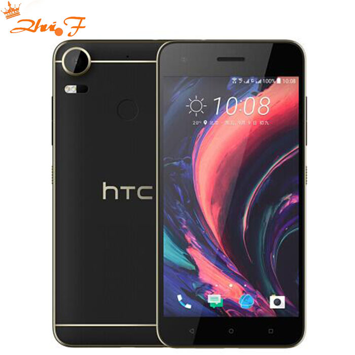 "Original HTC Desire 10 Pro Dual SIM 4GB RAM 64GB ROM Octa Core 20MP 5.5"" Cell Phone FDD TDD LTE 3000mAh Smartphone"