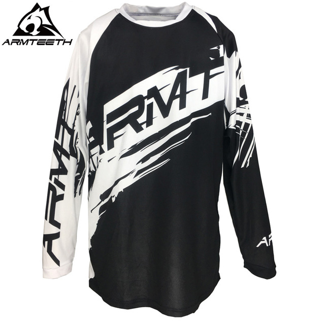 2018 Armteeth Hot Sale Motorcycle Jersey Off Road Racing Wear Mens MTB  Shirts Motocross Quick dry Clothes 77a4c38b3