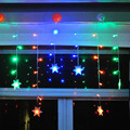 Coversage Fairy String Lights Wedding Garden Party Christmas Decoration Outdoor Light Curtain Led String Lights Christmas