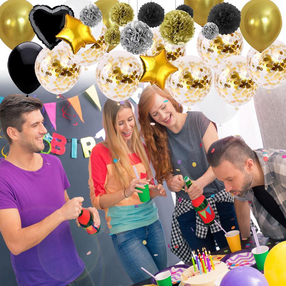 de Feliz Aniversário Feliz Aniversário Balão Decoração
