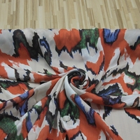 100% Pure Silk fabric chiffon,color:as pictures,width:135cm,thickness:10mm,length:633cm,#a16