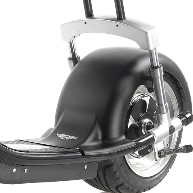 Big Tire Two Wheel 18*9.5 inch  Electric Scooter