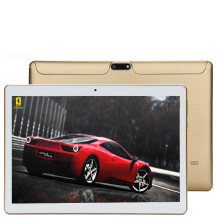 New T805C Android 7.0 Smart tablet pcs android tablet pc 10.1 inch Octa core tablet computer Ram 4GB Rom 32GB White Gold Black