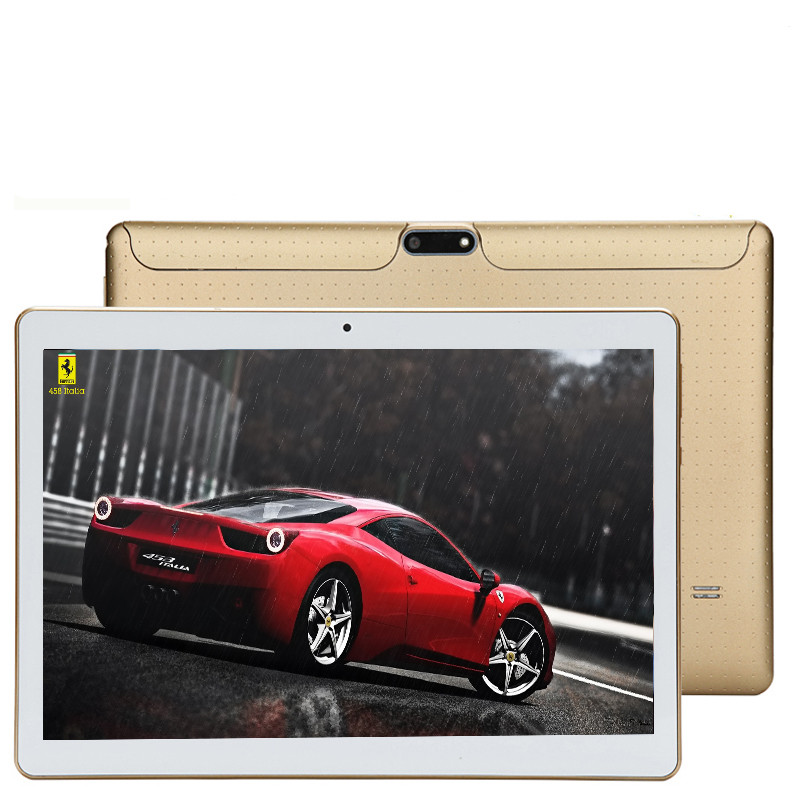 New T805C Android 7.0 Smart tablet pcs android tablet pc 10.1 inch Octa core tablet computer Ram 4GB Rom 32GB 1920X1200 8MP 2018 new 10 1inch tablet pc android 7 0 4 gb ram 32gb rom cortex a7 octa core camera 5 0mp wi fi ips telefoon tabletten pc