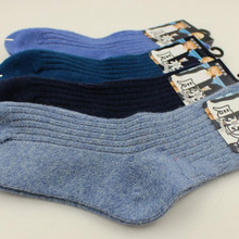 20 pairs/lot Boys&girls Wool Socks Winter Keep Warm  Children Thick Warm Cotton Socks Baby Sock 3 12years