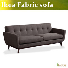 U BEST Contemporary Three Seater Sofas come in styles and colours to suit living rooms of