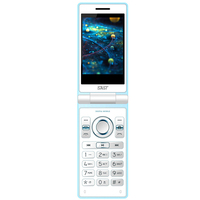 Original SAST A519 Dual SIM Unlocked Mobile Phones GSM 2 4 Inch Cell Phone With English