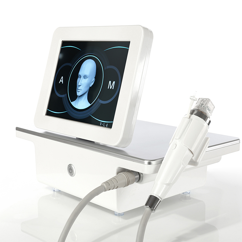 Microneedle RF radio frequency machine Microneedle RF and Fractional RF beauty Machine for face lift