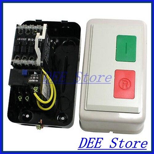 Online buy wholesale magnetic starter from china magnetic for 7 5 hp 220v single phase motor