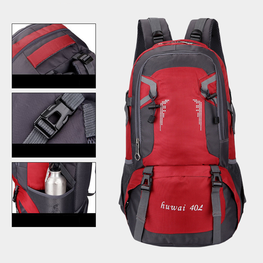 Tactical Men Backpack Women Climbing Sport Bag Outdoor Travel Backpacks Waterproof Hiking Camping Rucksack Nylon Computer Bags цена