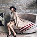 Cachecol marca de luxo Inverno Poncho Pashmina Scarf Mulheres Imitação Cashmere Xale Quente Cobertor Cachecol Inverno Cachecóis e estolas