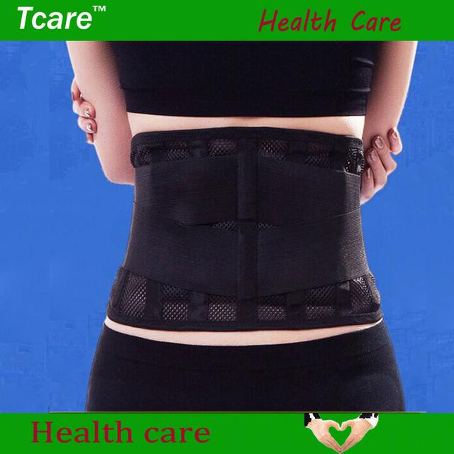 * Tcare 1 unids Corrector de Postura Entrenador Cintura Ayuda de La Cintura Elástica corsé de La Cintura Cinturón de Atención de Los Apoyos Con Cálida Cintura Cuidado de La Salud herramienta