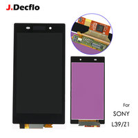 For Sony Xperia Z1 L39 L39H C6902 C6903 LCD Display Touch Screen Without Frame Digitizer Assembly Original OEM 5.0 1920*1080