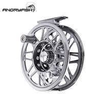 River Stream Fishing Fly Reel Metal Sea Fishing Left Right Handed Sealed Fishing Wheel