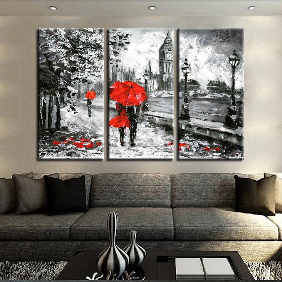 "Spaceship Battleshi Painting HD Canvas Print 24/""x42/"" Home Decor Wall Art Picture"