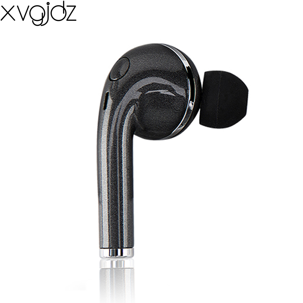 xvgjdz mini earphone calls wireless Headset bluetooth 4.1 earbud noise canceling with Mic for iphone 7 Xiaomi android qcy q26 mono earbud business mini headset car calling wireless headphone bluetooth earphone with mic for iphone 6 7 s8 android