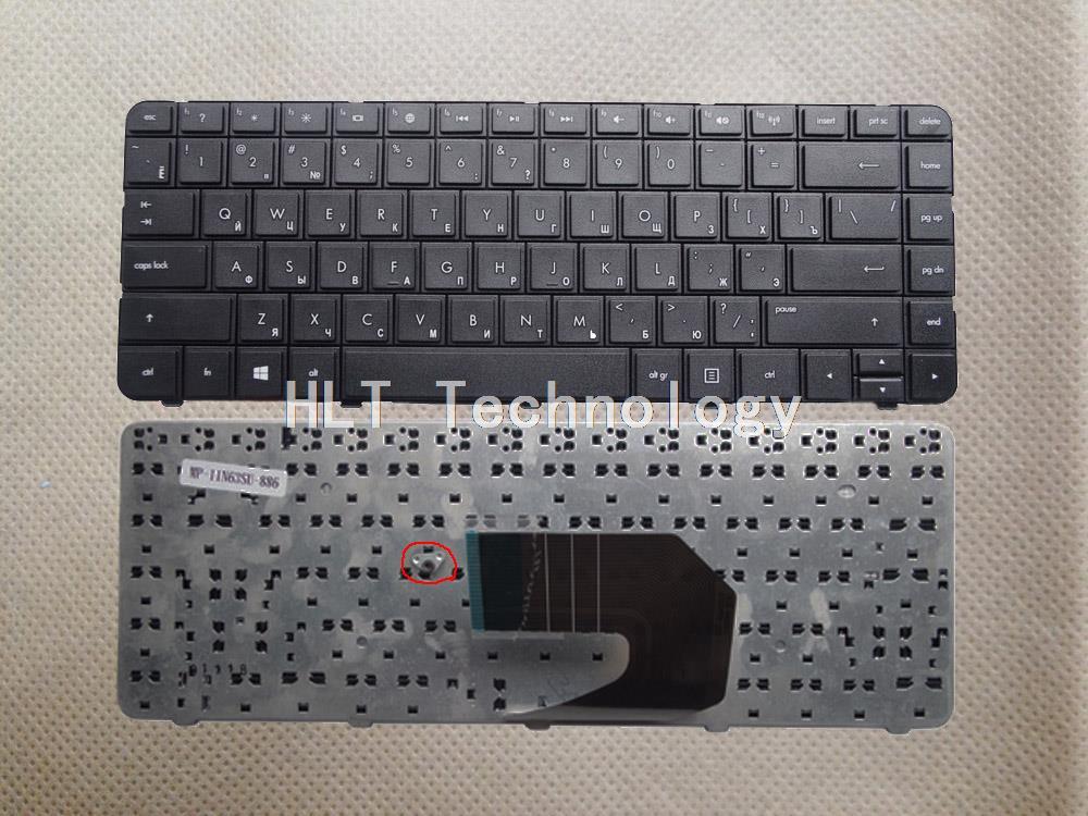 Original and New Black Russian keyboard for HP GR15 CQ45 CQ58 431 435 436 450 455 650 655 630 631 1000 2000 CQ430 CQ431 CQ635