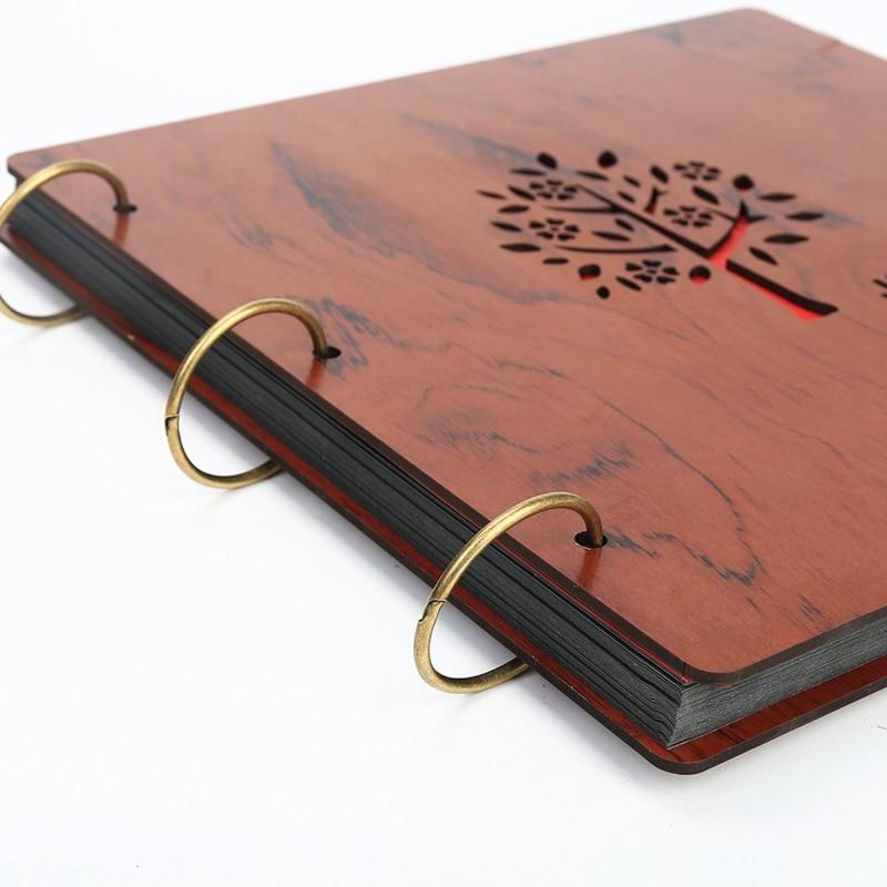 2018 1pcs 4cm Book Hoop Binding