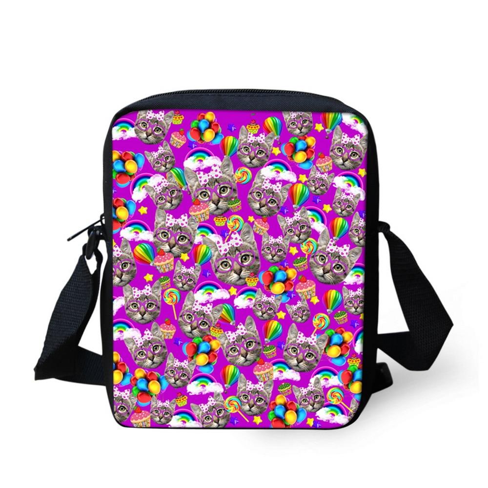 Kawaii Kitty Cat Printing School Bags For Child Trendy Little Girls Bookbag Children Mochila Infantil Kids Schoolbag Top Qualtiy