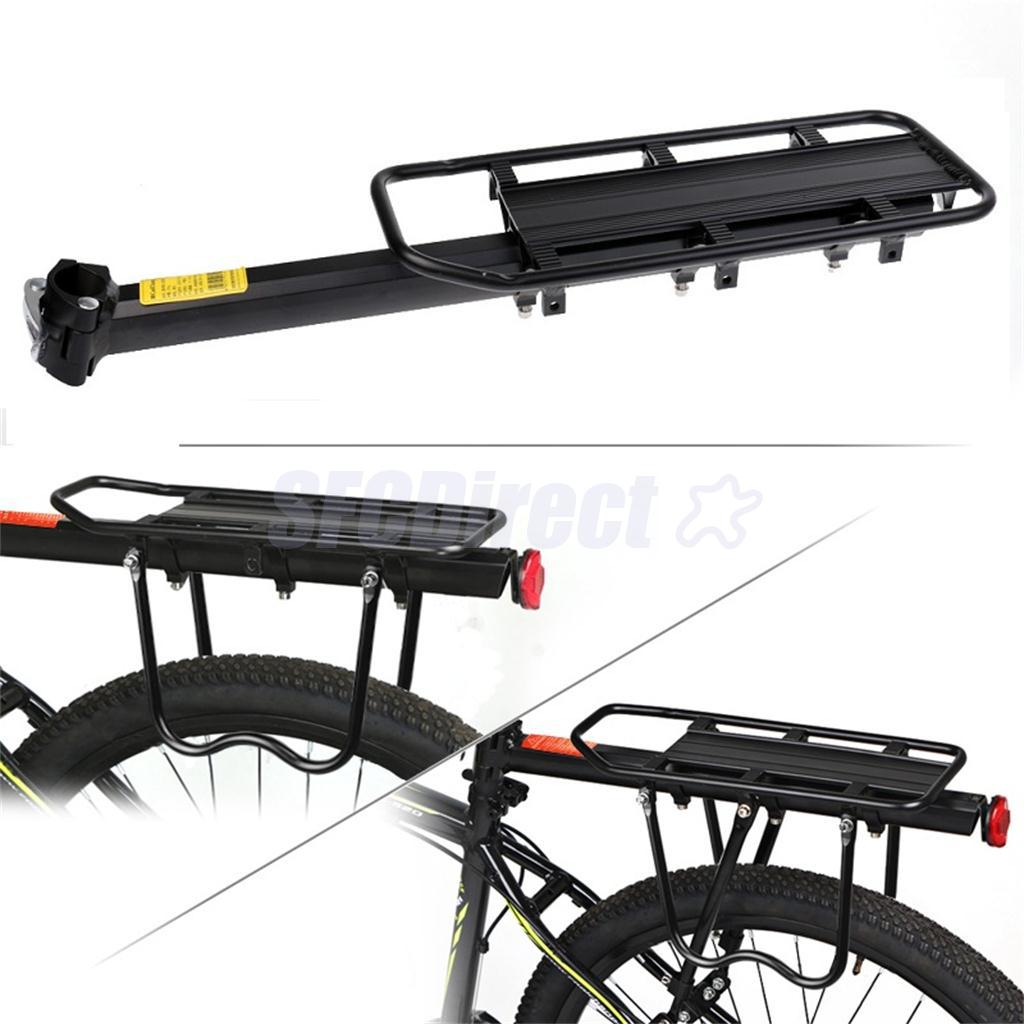 Bicycle Mtb Bike Rear Rack Luggage Carrier Shelf Bracket