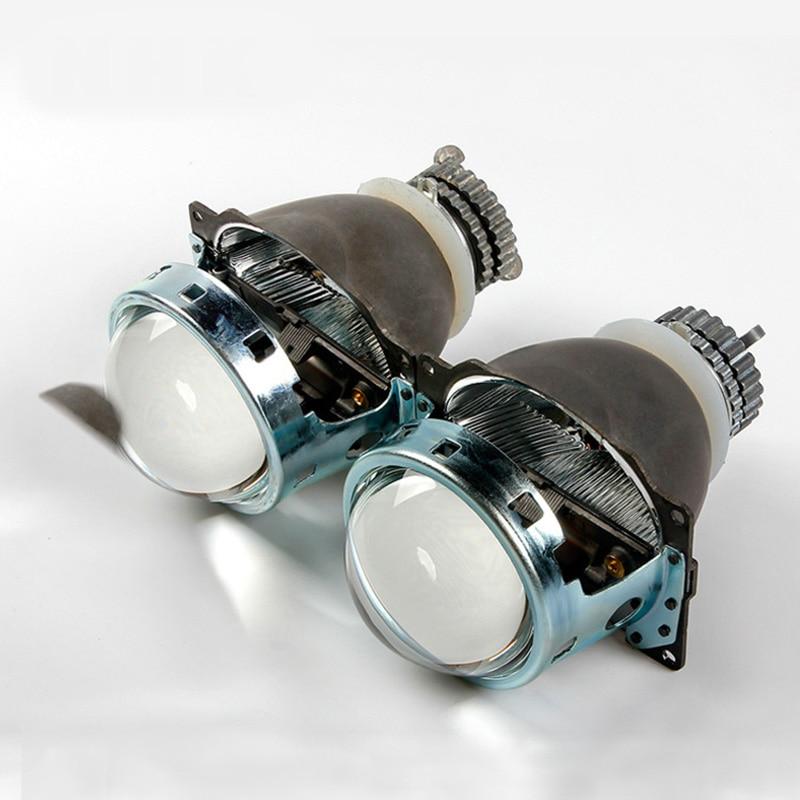 Safego 3 pouces H4 voiture HID bi-xénon projecteur lentille LHD RHD pour D2S D2H Bixenon halogène phares ampoules Hi/Lo Auto Koito Q5