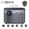 XGIMI H2 Projecteur Global Versie 1080 pixels Full HD 1350 Ansi Lumen 4K Vidéo projecteur 3D Ondersteuning Home cinéma