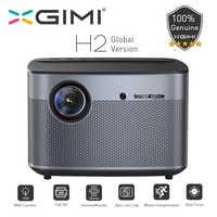 XGIMI H2 Projecteur Global Version 1080 pixels Full HD 1350 Ansi Lumens 4K Vidéo projecteur 3D Support Home cinéma