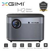 XGIMI H2 proyecto versión Global 1080 píxeles Full HD 1350 Ansi Lúmenes 4K Vidéo proyecto 3D soporte hogar cinéma