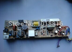 Free shipping 100% test original for HP2700 3000 3600 Power Supply Board RM1-4377-040 RM1-4377(110V)RM1-4378 RM1-4378-040(220V)
