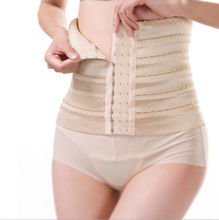 Women Sexy Underbust Waist Trainer Corset Bustier Body Shapewear Waist slimming Embroidery Plus Size Corselet for Wedding A670c