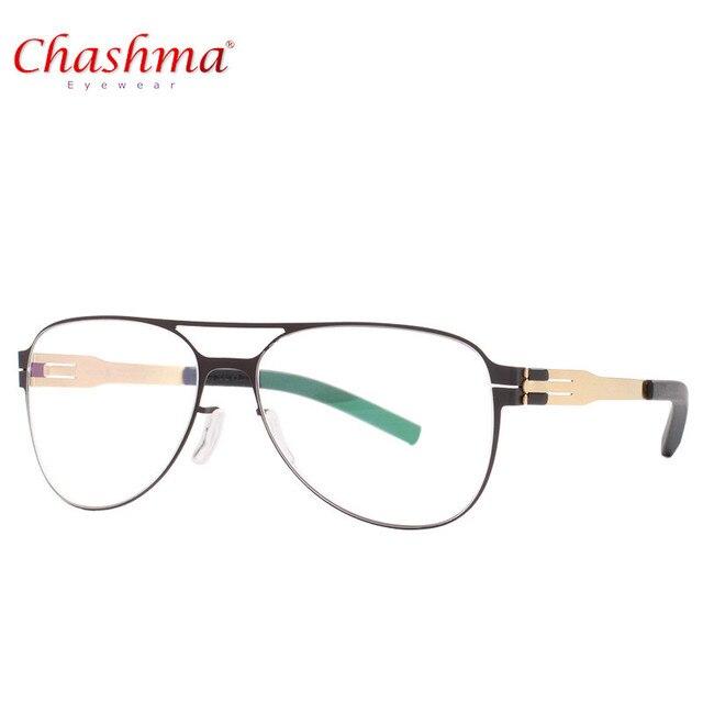 0a4ade699f1 Chashma Brand 2018 New Eyeglasses Frames Glasses Eyewear MEN Women  Spectacle Frame Gafas de Grau