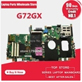 G72GX Mainboard REV 2.0 For ASUS G72G G71G G71GX G72GX Laptop motherboard GeForce GTX260M DDR3 100%fully tested free shipping